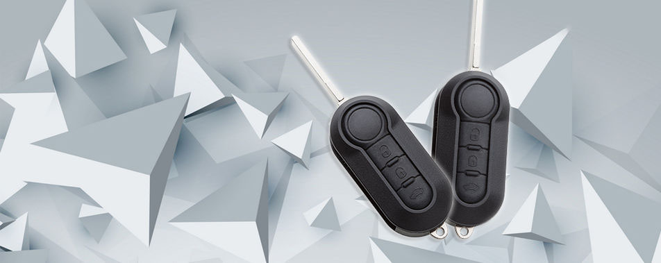 Remote Car Keys voor Fiat